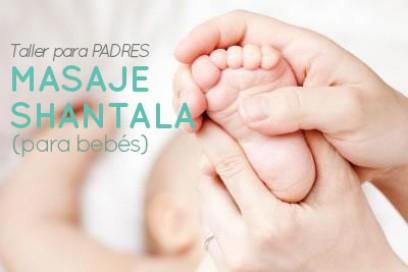 SHANTALA – Masaje para bebés