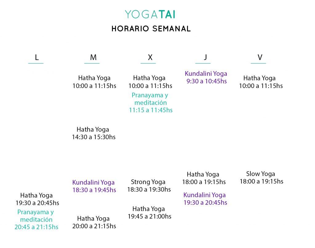 clases de hatha vinyasa yoga y kundalini yoga en barcelona en el clot, meditación, pranayama